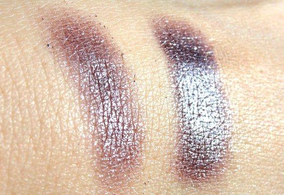 mac black grape pressed pigment