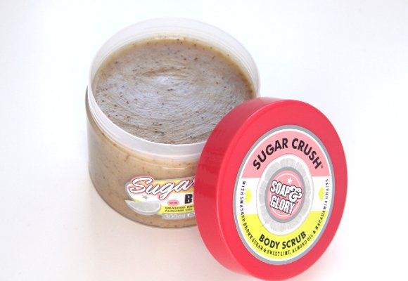 soap and glory sugar crush review